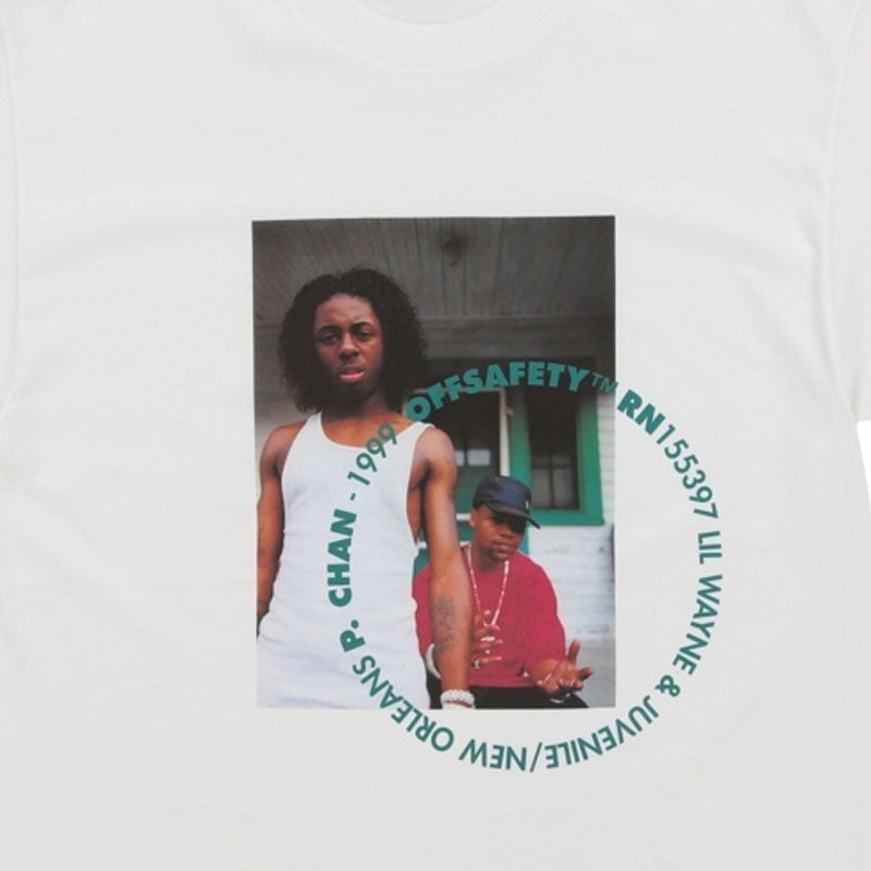 【OFF SAFETY/オフセーフティー】SOUTHERN HOSPITALITY TEE Tシャツ / WHITE