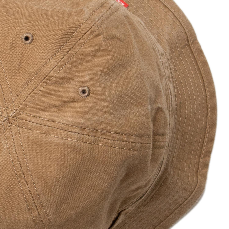 【ACAPULCO GOLD/アカプルコ ゴールド】BUCKET HAT バケットハット / KHAKI