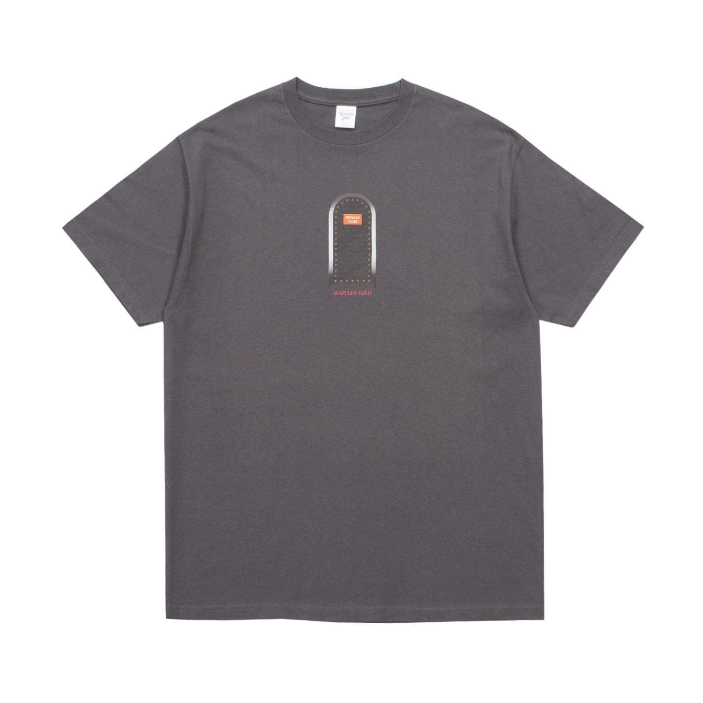 【ACAPULCO GOLD/アカプルコ ゴールド】SECRET GARDEN TEE Tシャツ / CHARCOAL
