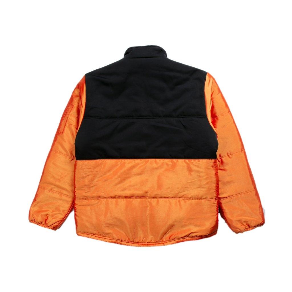 【FAIRPLAY BRAND/フェアプレイブランド】ELLINGTON パフジャケット / ORANGE