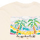 【ACAPULCO GOLD/アカプルコ ゴールド】UNSPOILED TEE Tシャツ / CREAM