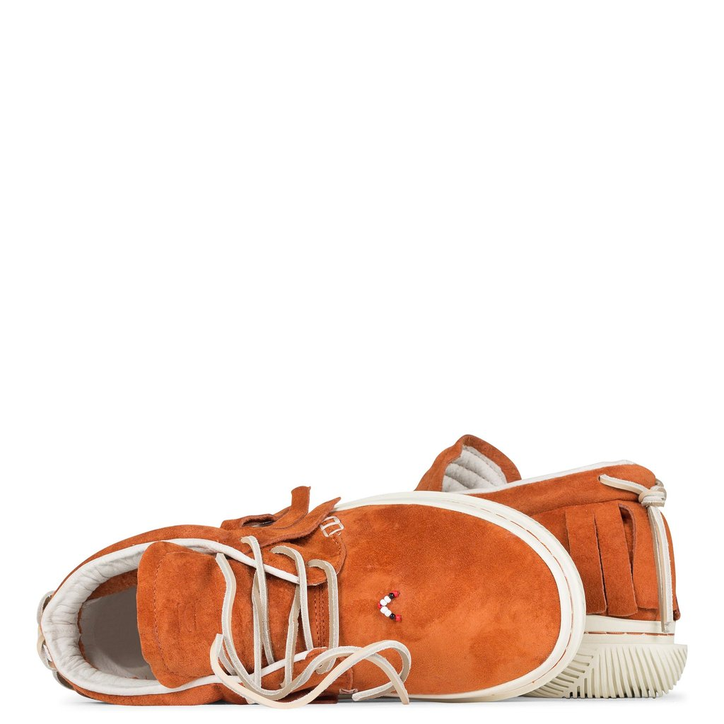 【CLEAR WEATHER/クリアウェザー】ONE-O-ONE VX IN BOMBAY PIG SUEDE スニーカー /