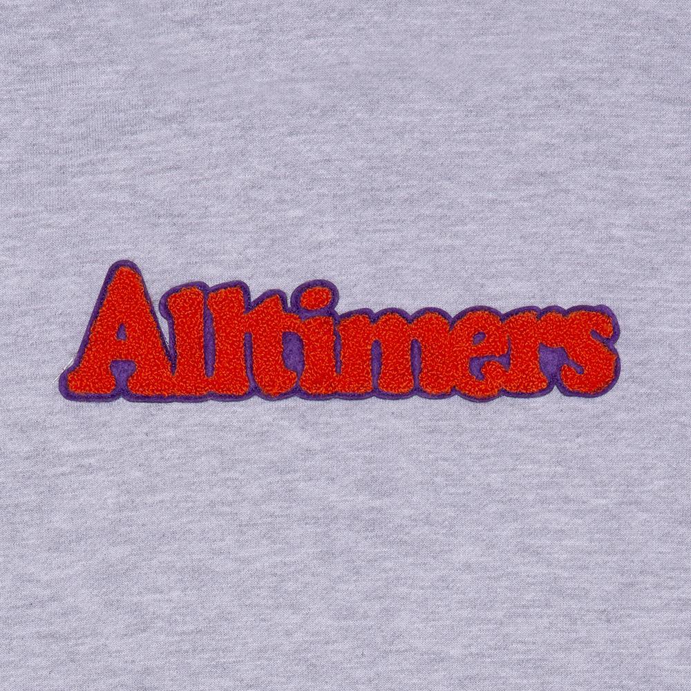 【ALLTIMERS/オールタイマーズ】BROADWAY HOODY パーカー / HEATHER