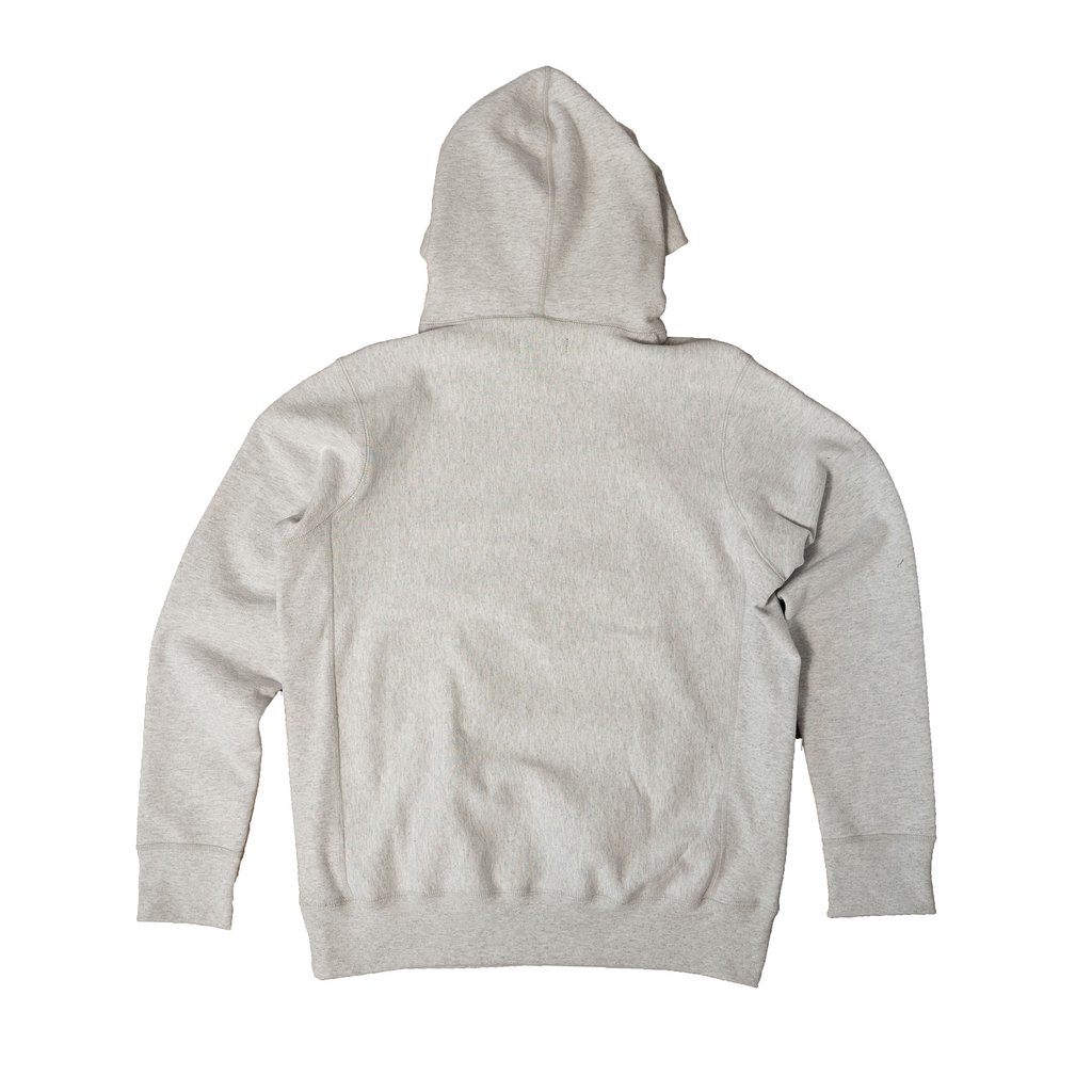 【RAISED BY WOLVES/レイズドバイウルブス】JUNGLE VISION HOODIE パーカー / HEATHER ASH