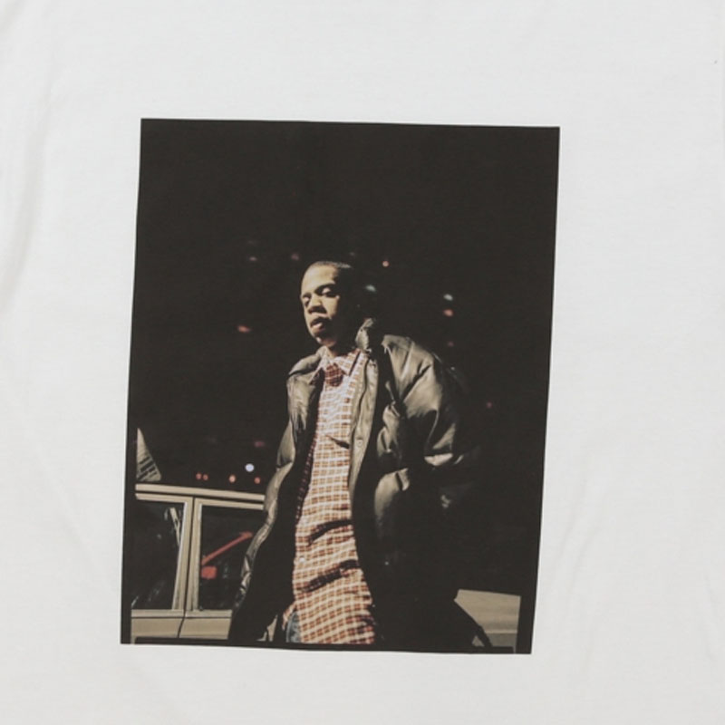 【OFF SAFETY/オフセーフティー】WHO YOU WWIT LS TEE ロングTシャツ / WHITE