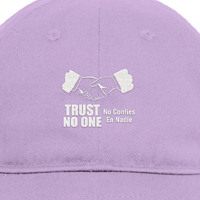【COLD WORLD FROZEN GOODS/コールドワールドフローズングッズ】TRUST ISSUES HAT キャップ / LAVENDER
