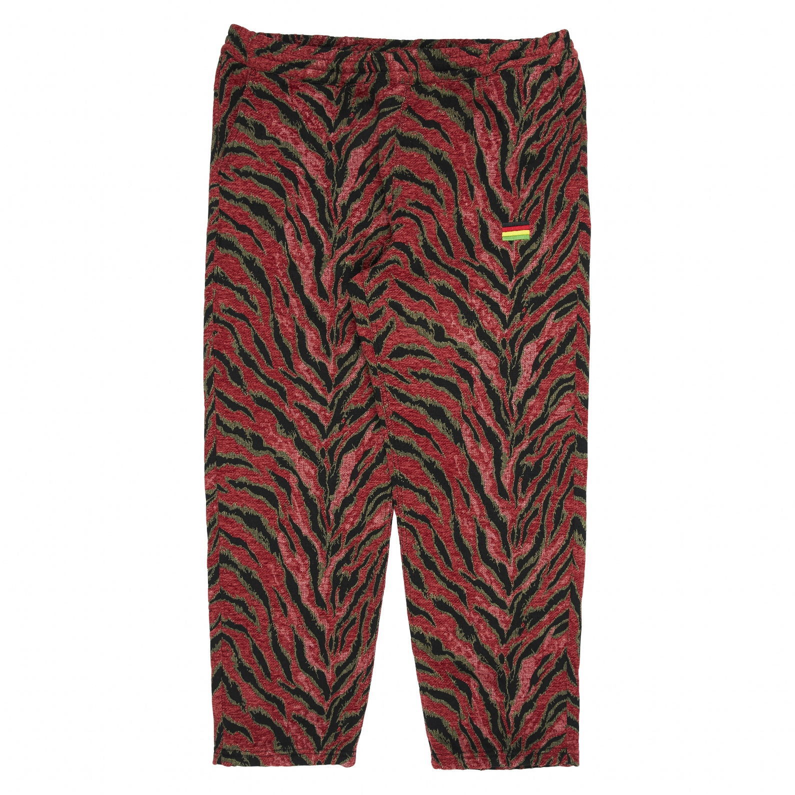 【PLEASURES/プレジャーズ】JUNGLE PANT パンツ / RED
