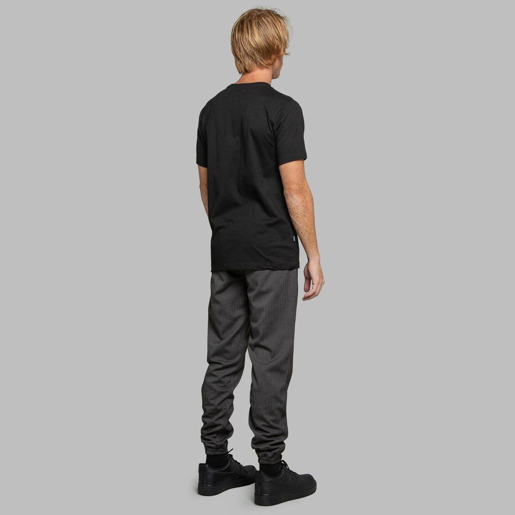 【FAIRPLAY BRAND/フェアプレイブランド】ISIDORE カットソーTシャツ / BLACK