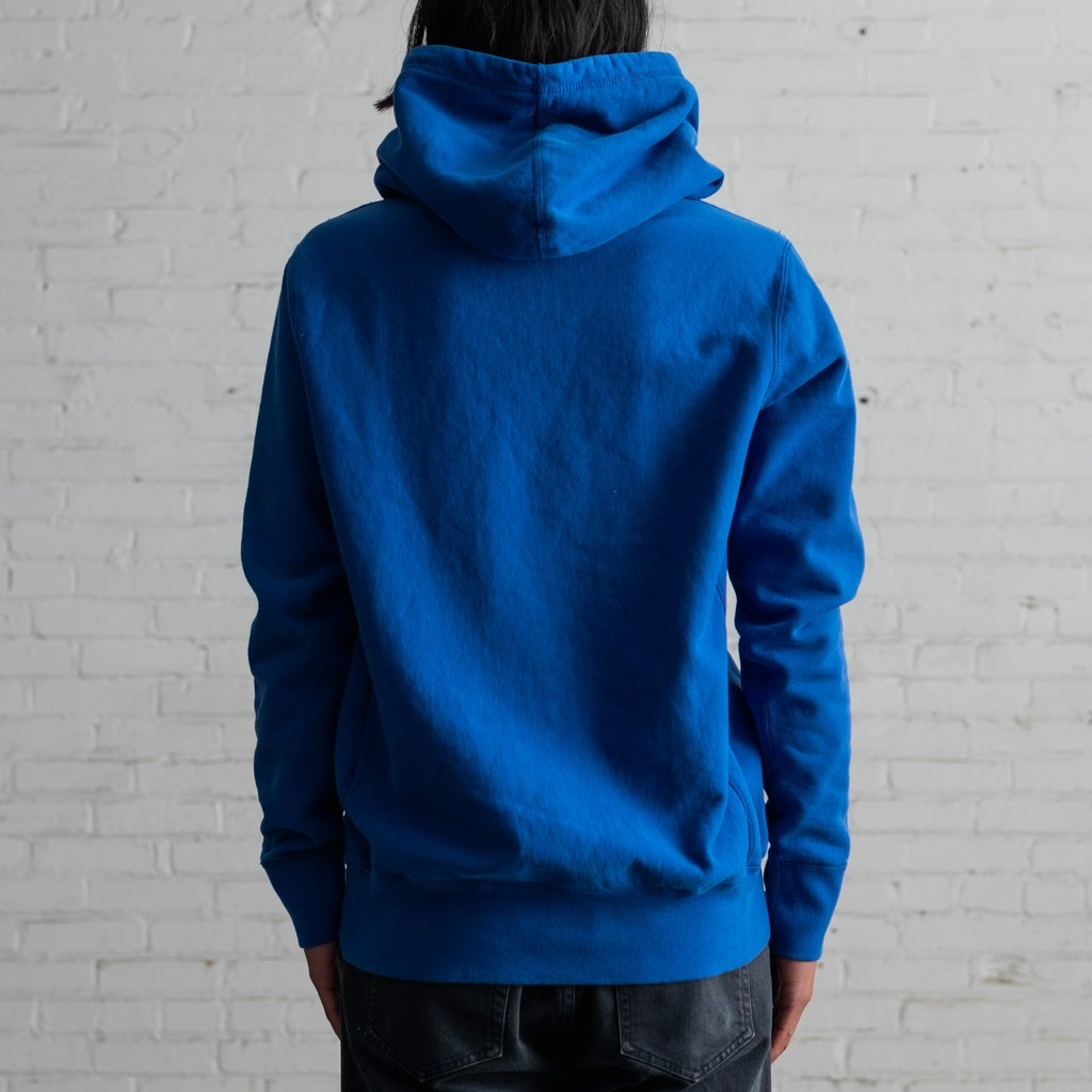 【RAISED BY WOLVES/レイズドバイウルブス】SPORTS HOODIE パーカー / SLATE