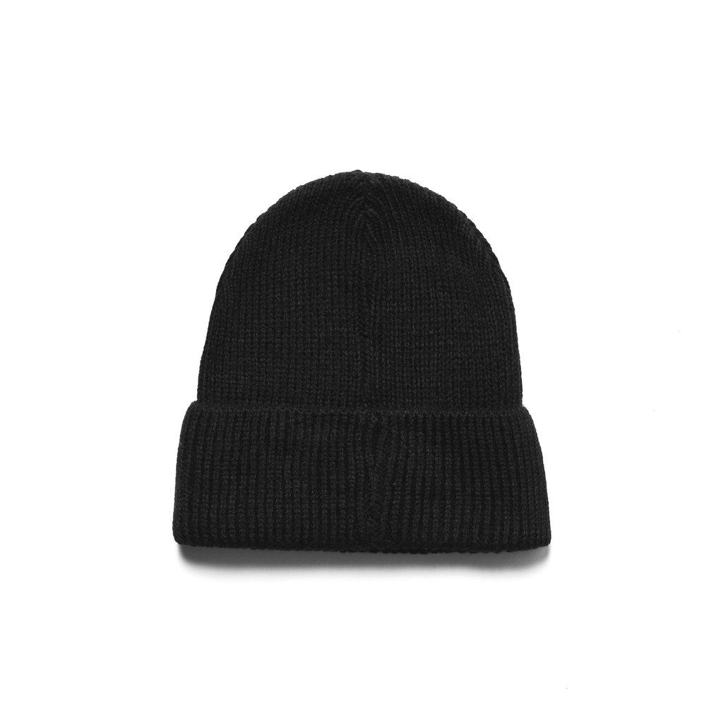 【CHINATOWN MARKET/チャイナタウンマーケット】3M ARCH BEANIE ニット帽 / BLACK