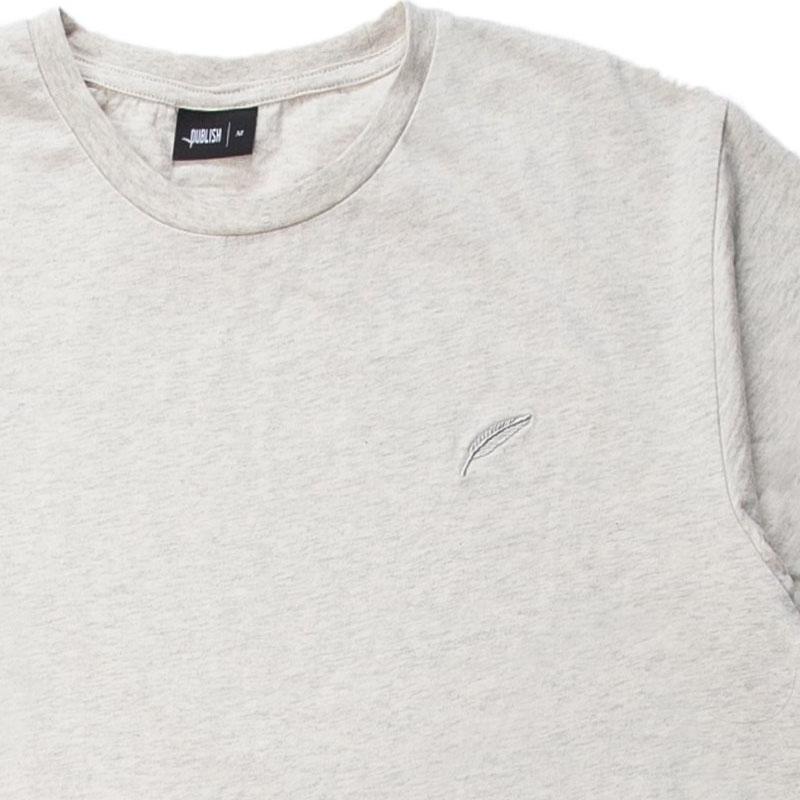 【PUBLISH BRAND/パブリッシュブランド】CHAS カットソーTシャツ / ASH