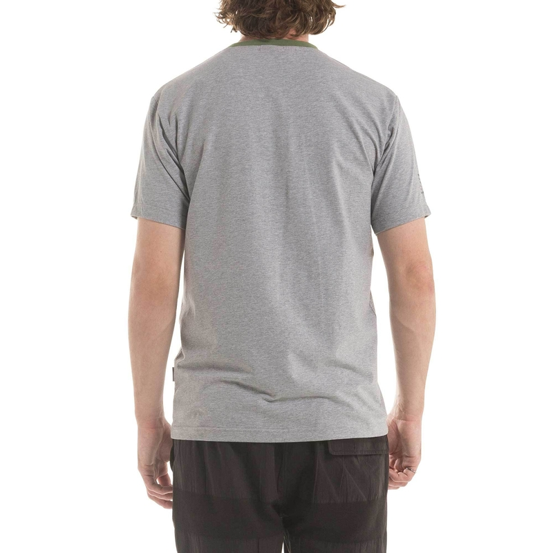 【PUBLISH BRAND/パブリッシュブランド】FABE カットソーTシャツ / HEATHER