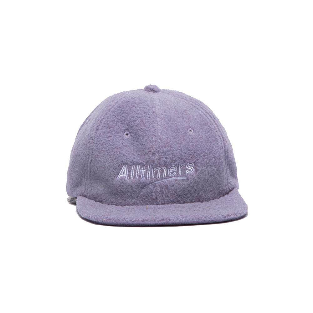 【ALLTIMERS/オールタイマーズ】FLEECY HAT キャップ / LAVENDAR