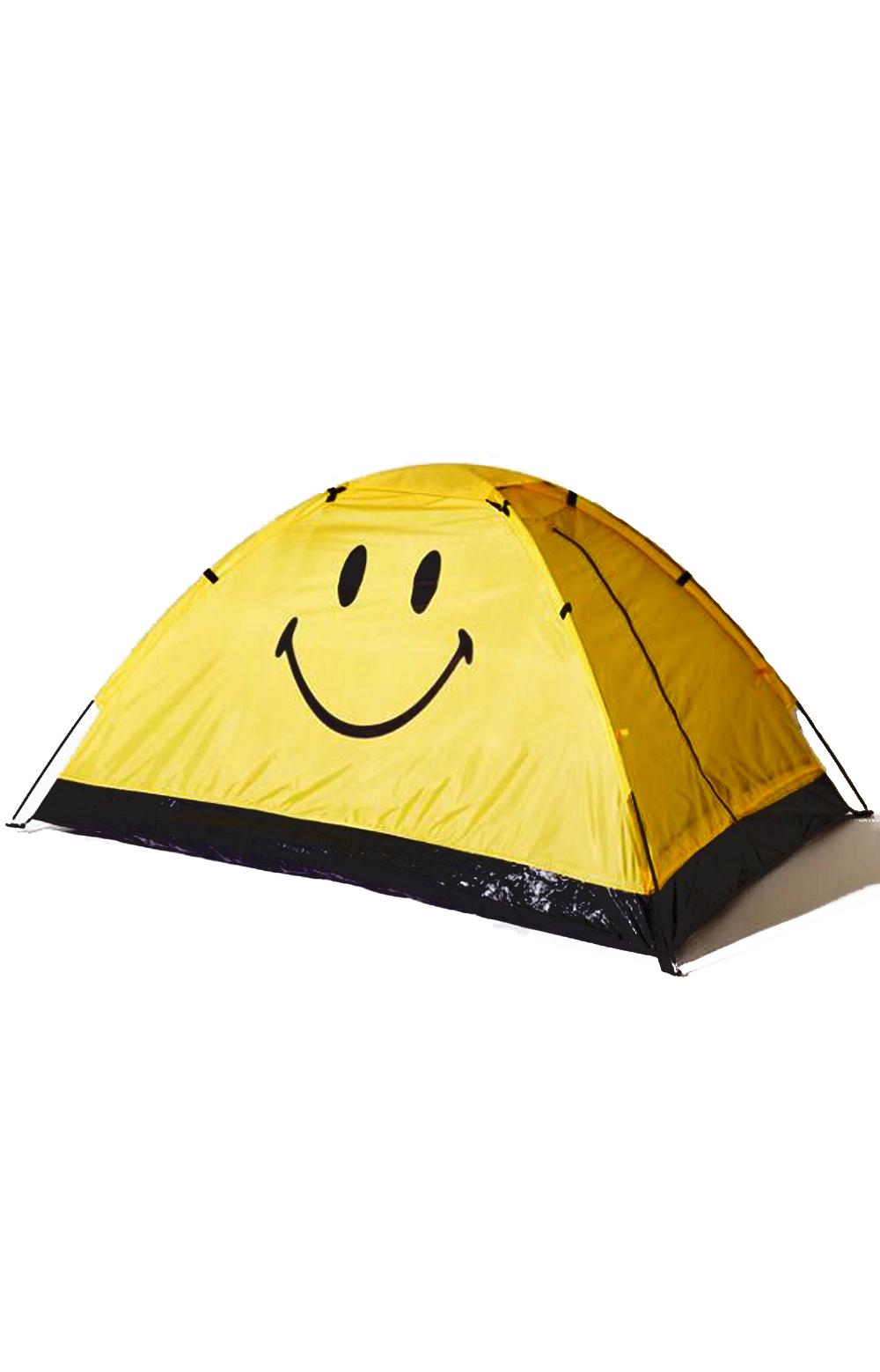 【CHINATOWN MARKET/チャイナタウンマーケット】SMILEY TENT テント / YELLOW