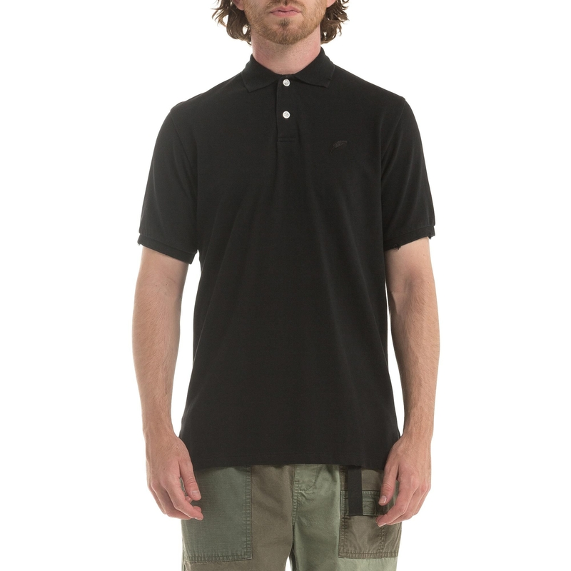 【PUBLISH BRAND/パブリッシュブランド】ERNIS ポロシャツ / BLACK