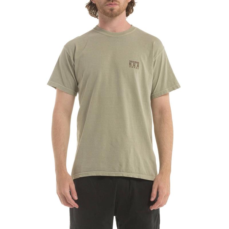 【PUBLISH BRAND/パブリッシュブランド】HOOAH Tシャツ / SAND