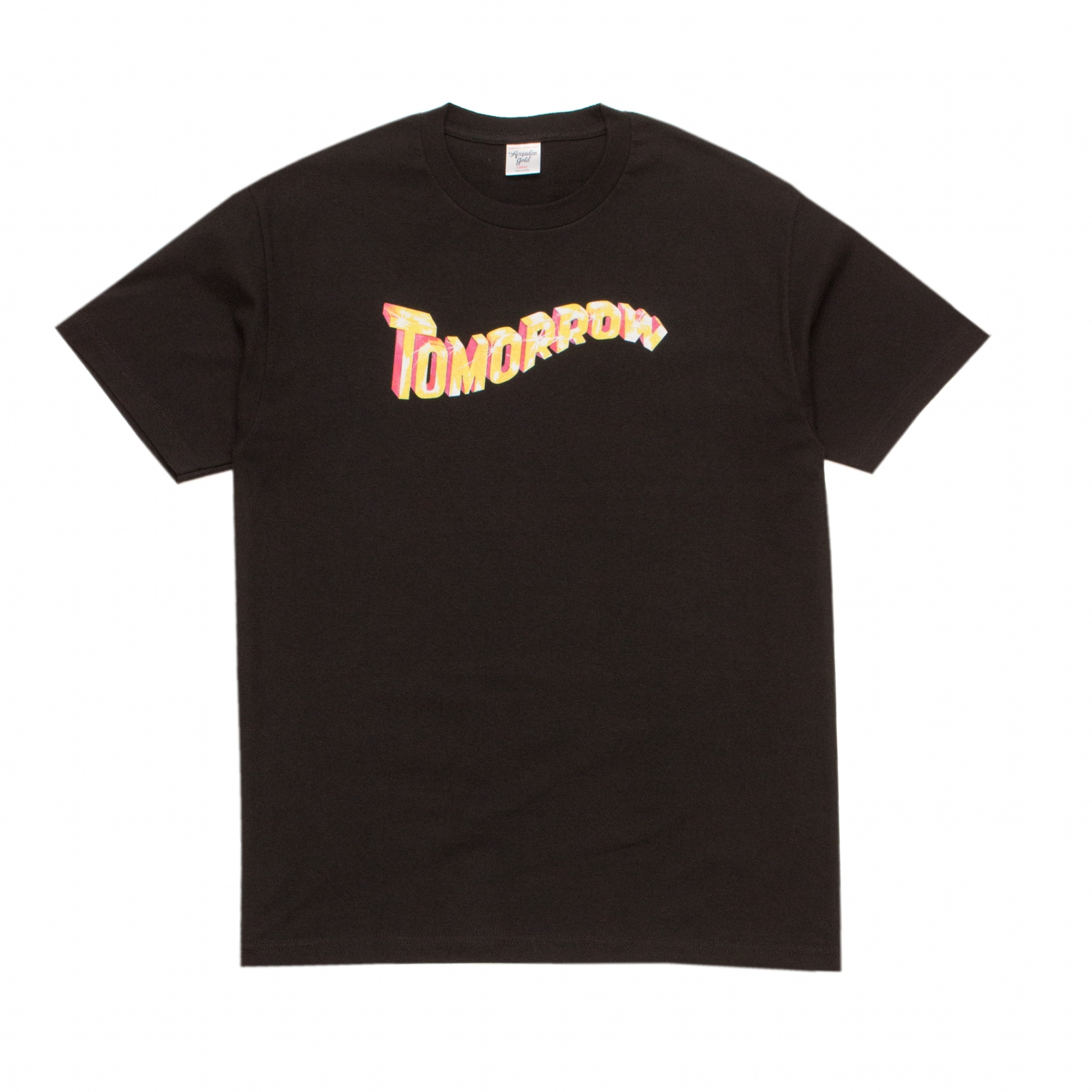 【ACAPULCO GOLD/アカプルコ ゴールド】NO ONE KNOWS TEE Tシャツ / BLACK