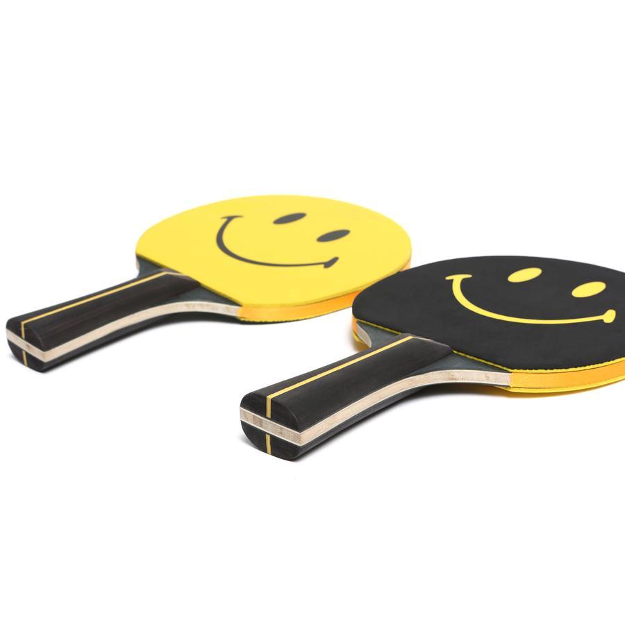 【CHINATOWN MARKET/チャイナタウンマーケット】PING PONG PADDLE SET 卓球ラケット / YELLOW/BLACK