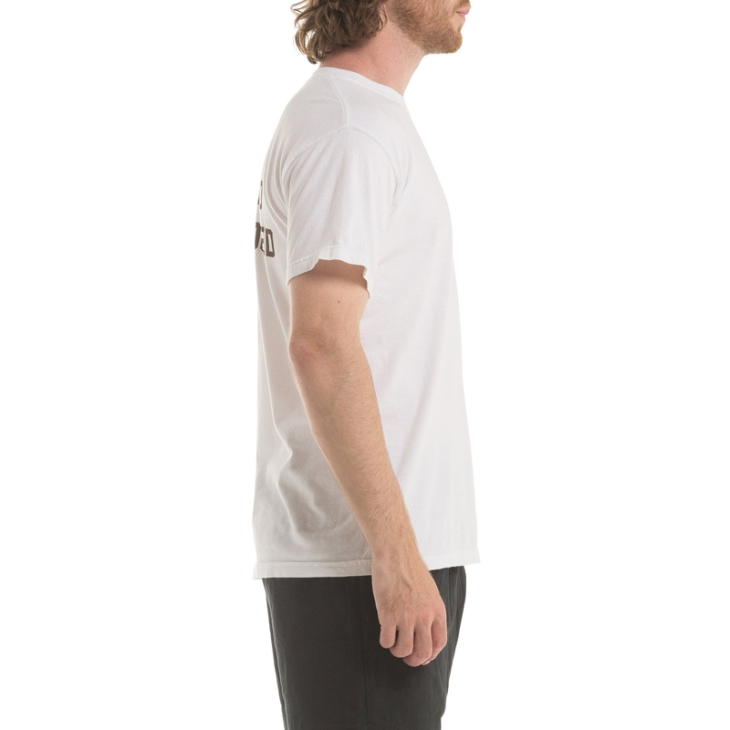 【PUBLISH BRAND/パブリッシュブランド】HOOAH Tシャツ / WHITE