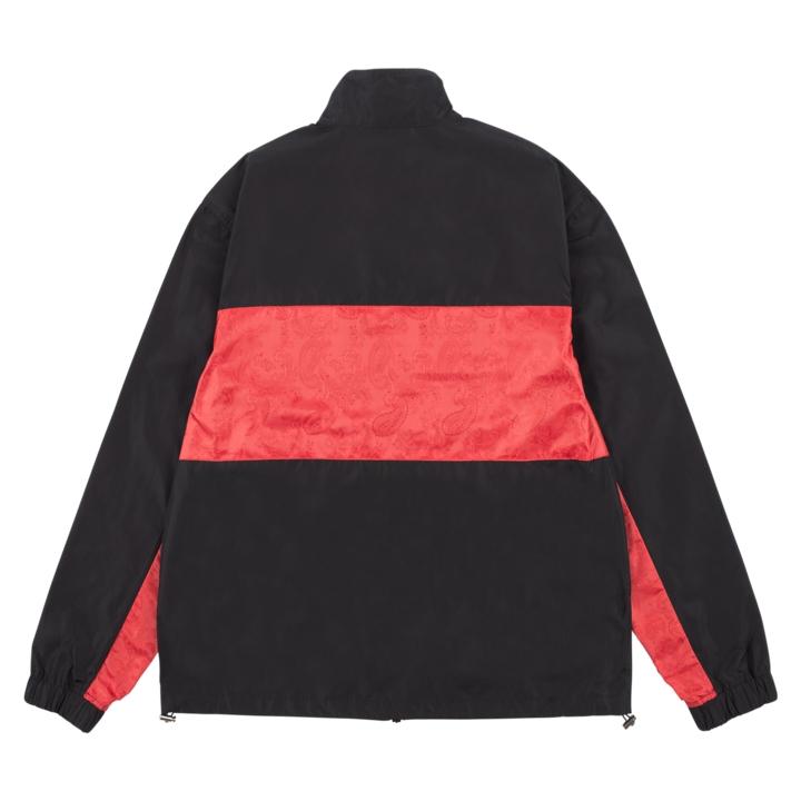 【PLEASURES/プレジャーズ】BLAST TRACK JACKET トラックジャケット / BLACK