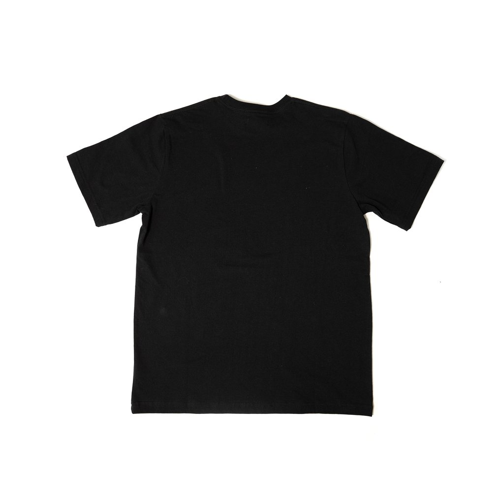 【RAISED BY WOLVES/レイズドバイウルブス】R BEE W TEE Tシャツ / BLACK