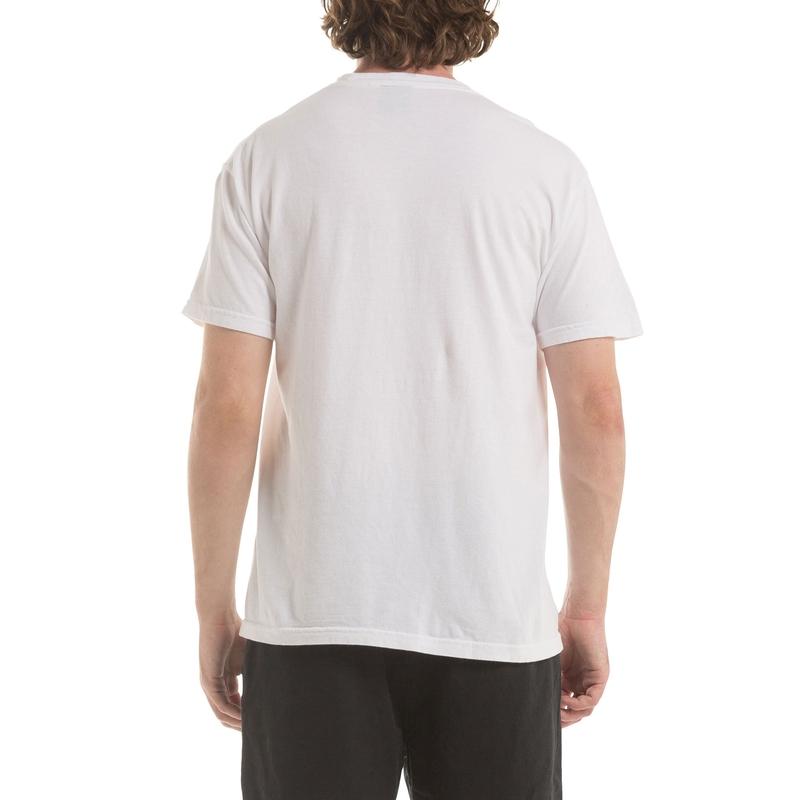 【PUBLISH BRAND/パブリッシュブランド】UNIVERSITY Tシャツ / WHITE
