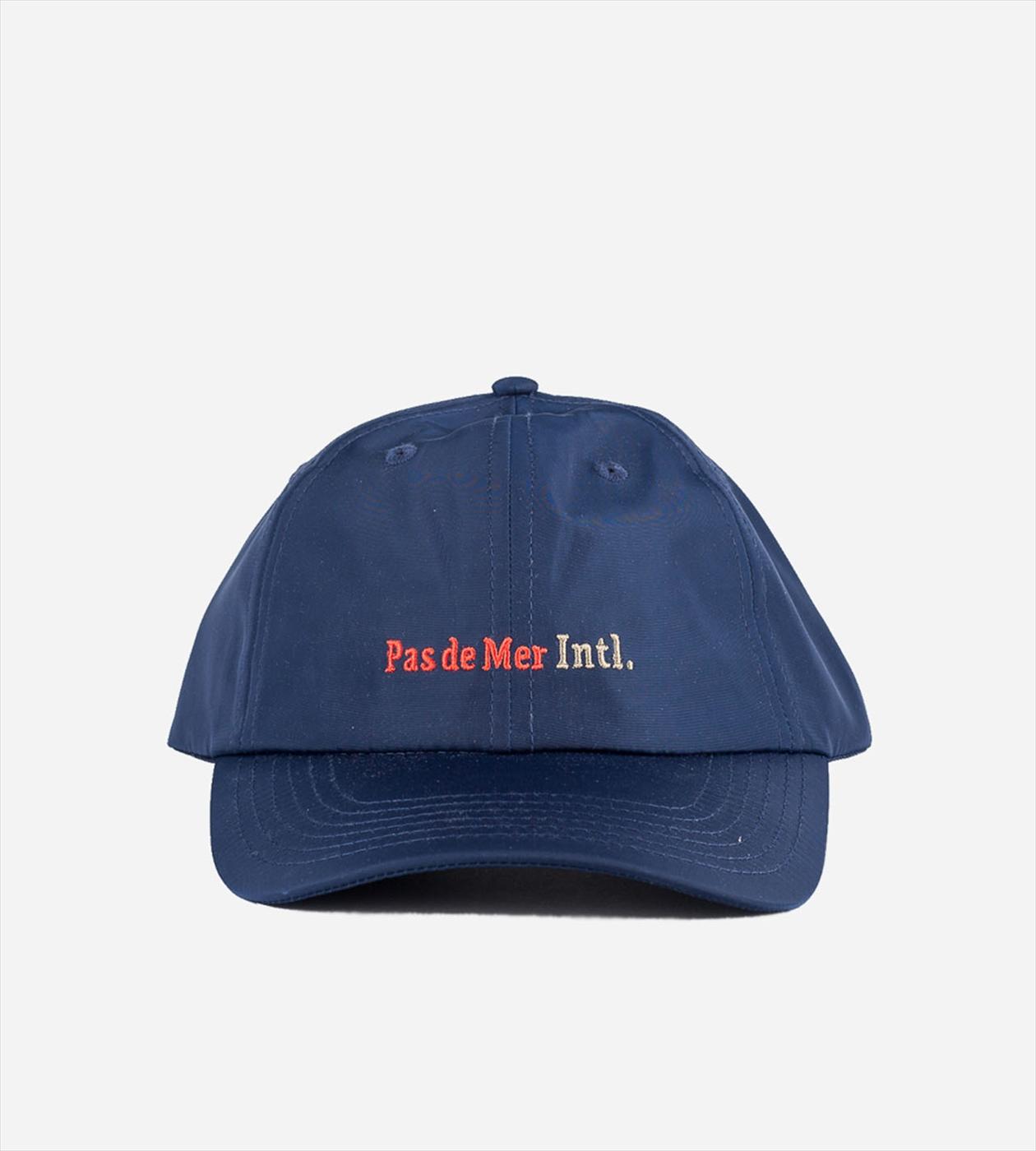 【PAS DE MER/パドゥメ】TECHNO CAP キャップ / BLUE