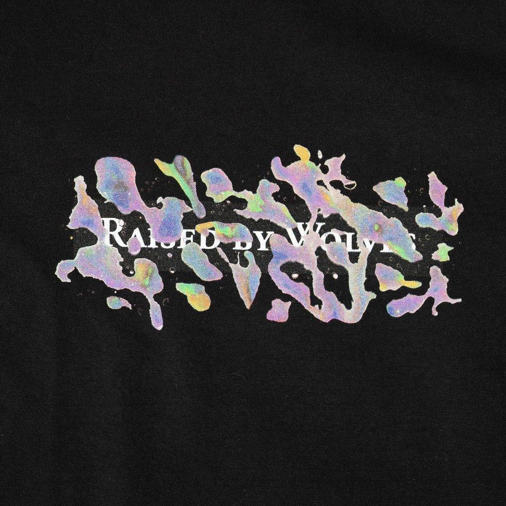 【RAISED BY WOLVES/レイズドバイウルブス】CAR WASH TEE Tシャツ / BLACK