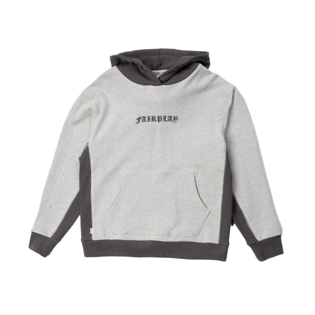 【FAIRPLAY BRAND/フェアプレイブランド】GIAN パーカー / HEATHER