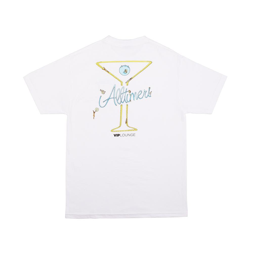 【ALLTIMERS/オールタイマーズ】SPLASH ZONE TEE Tシャツ / WHITE