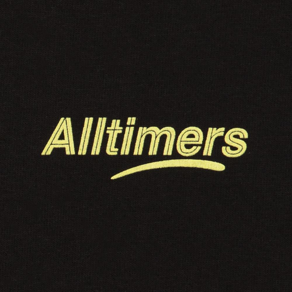 【ALLTIMERS/オールタイマーズ】GOOD HANDS TEE Tシャツ / BLACK