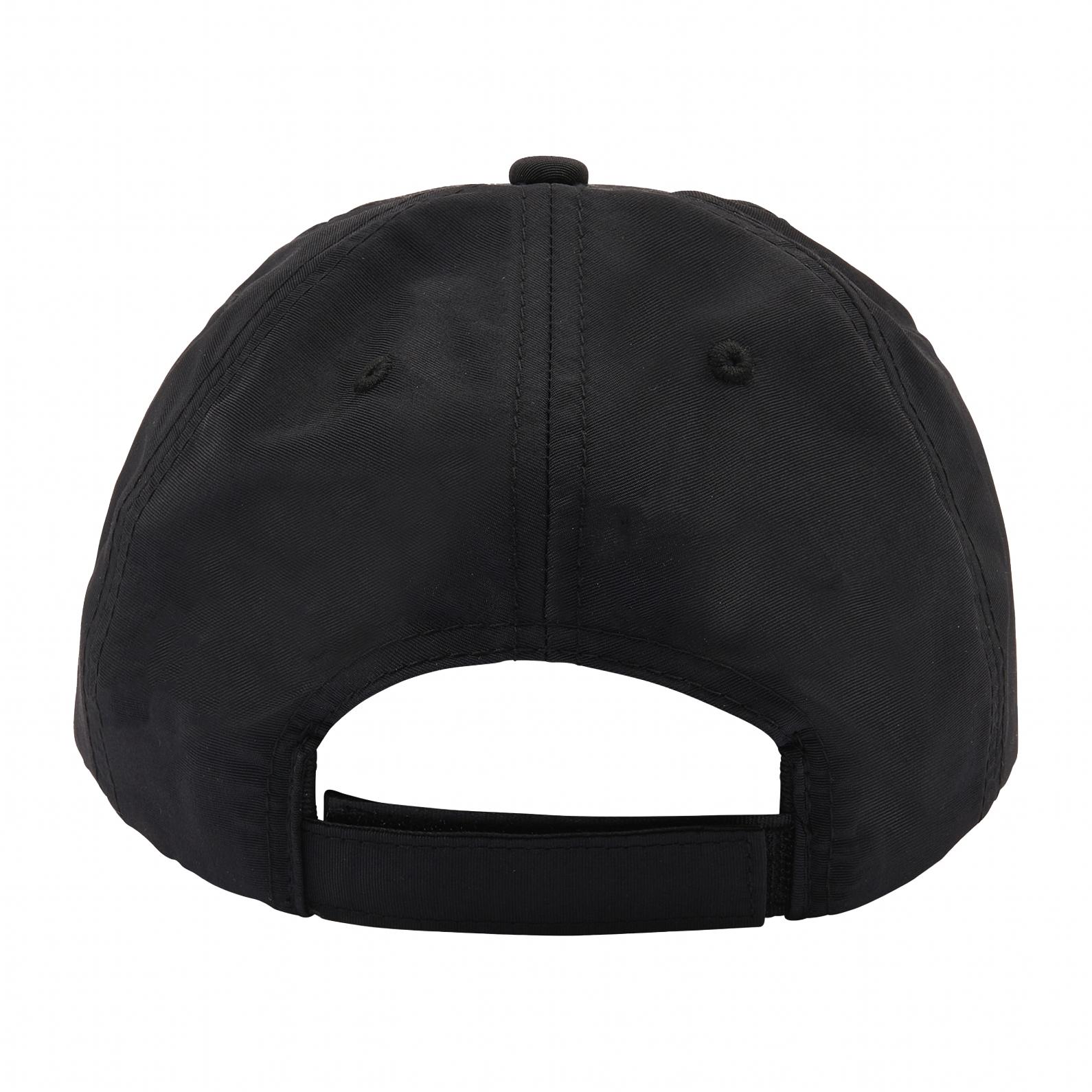 【PLEASURES/プレジャーズ】HUMP NYLON SPORT CAP キャップ / BLACK