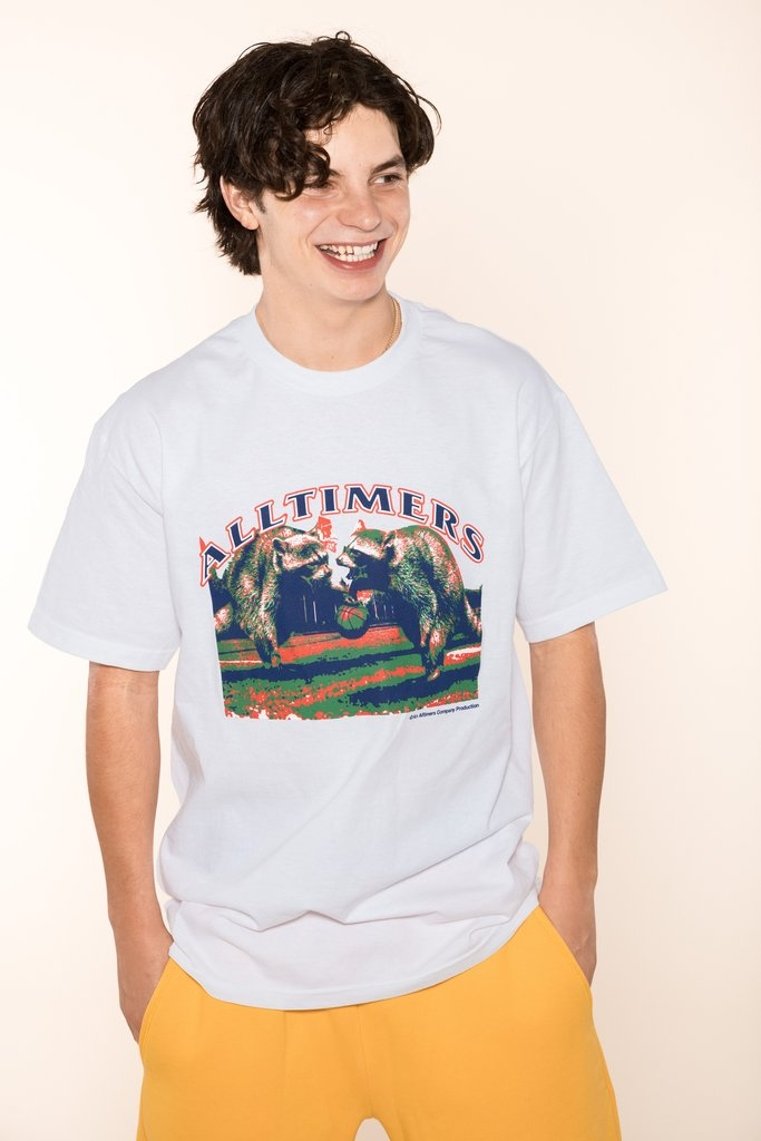 【ALLTIMERS/オールタイマーズ】VANCITY TEE Tシャツ / HEATHER GREY