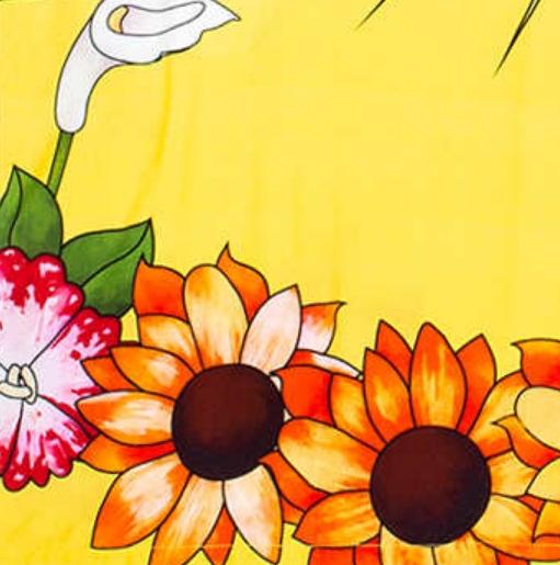 【PLEASURES/プレジャーズ】GANGSTER SHORT SLEEVE BUTTON UP 半袖シャツ / YELLOW
