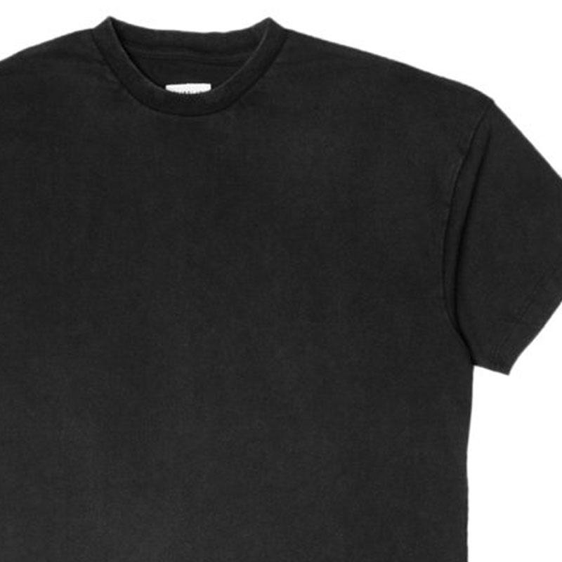 【FAIRPLAY BRAND/フェアプレイブランド】TEO カットソーTシャツ / BLACK