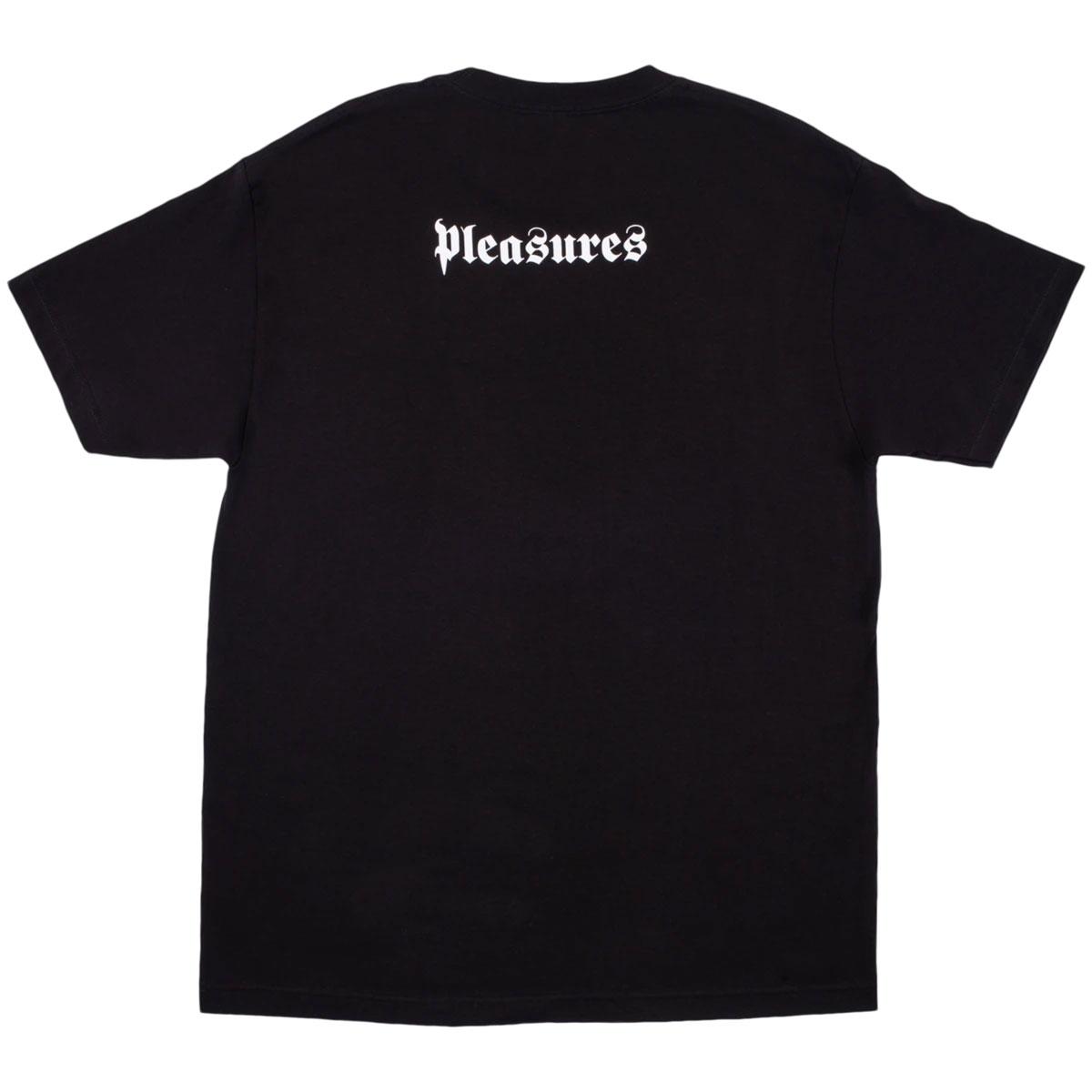 【PLEASURES/プレジャーズ×MARILYN MANSON/マリリン・マンソン】FINGERS T-SHIRT Tシャツ / BLACK