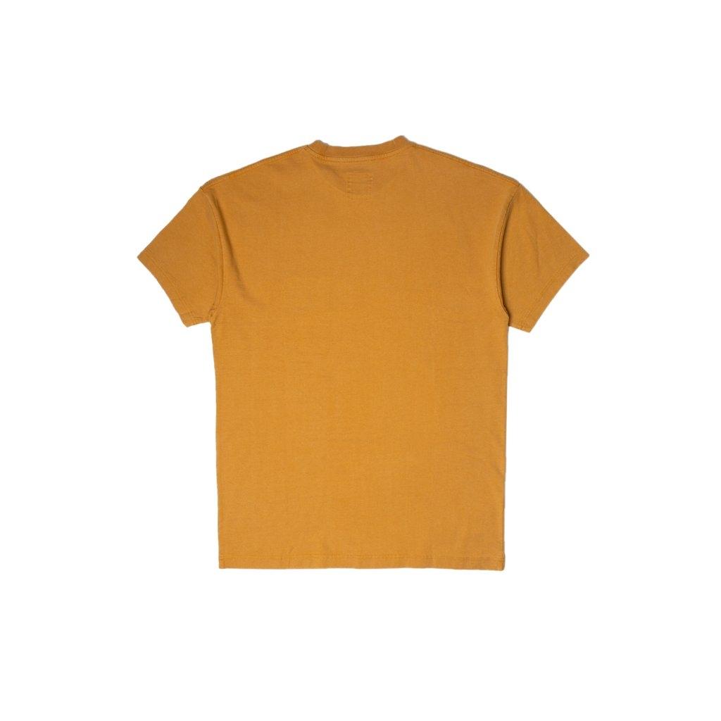 【FAIRPLAY BRAND/フェアプレイブランド】TEO カットソーTシャツ / YELLOW