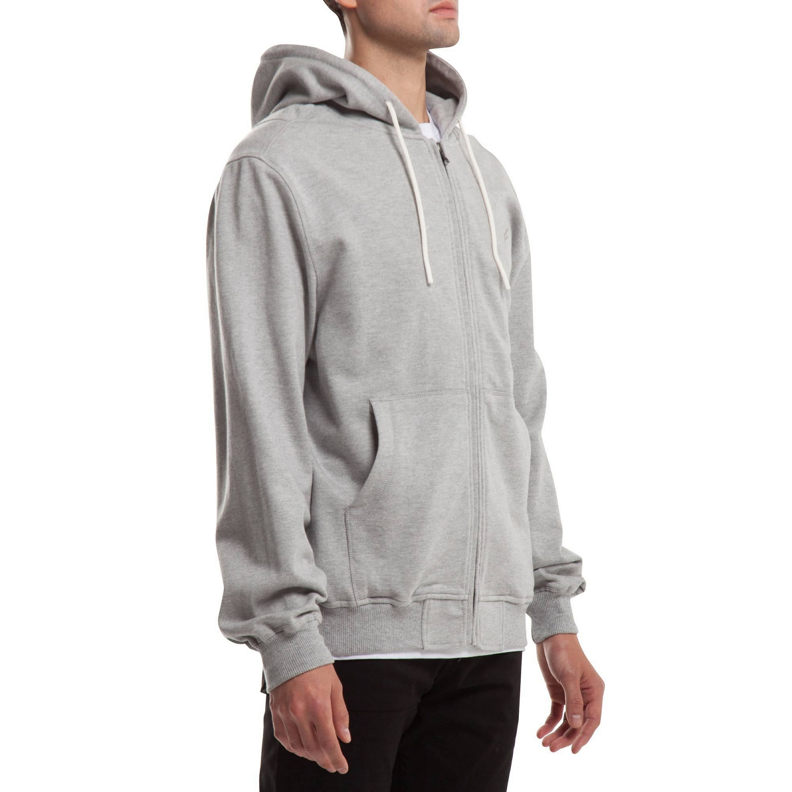 【PUBLISH BRAND/パブリッシュブランド】INDEX ZIP FLEECE HOODIE パーカー / HEATHER
