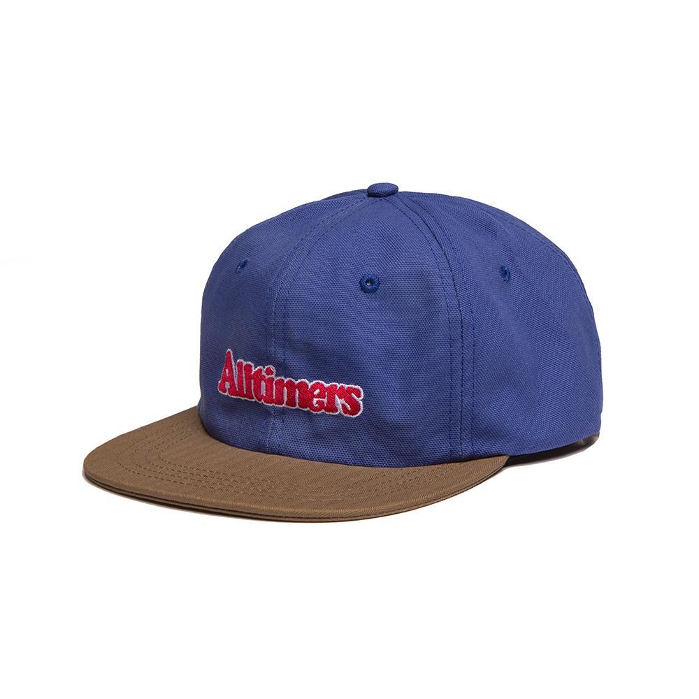 【ALLTIMERS/オールタイマーズ】BROADWAY HAT スナップバックキャップ / ROYAL COYOTE