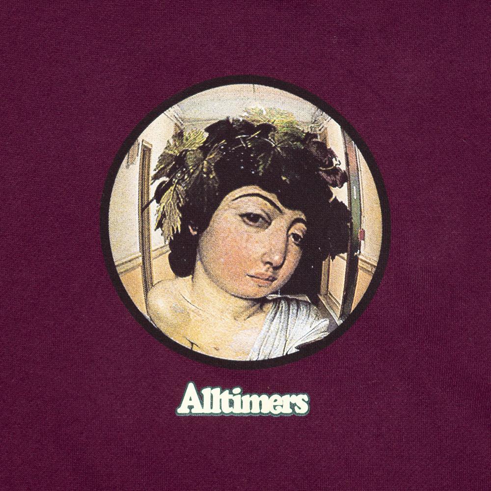 【ALLTIMERS/オールタイマーズ】2 AM WINE GOD HOODY パーカー / MAR