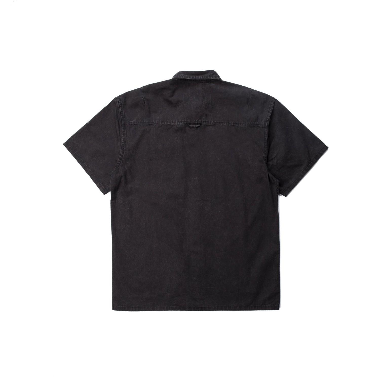 【PUBLISH BRAND/パブリッシュブランド】BUY 半袖シャツ / BLACK