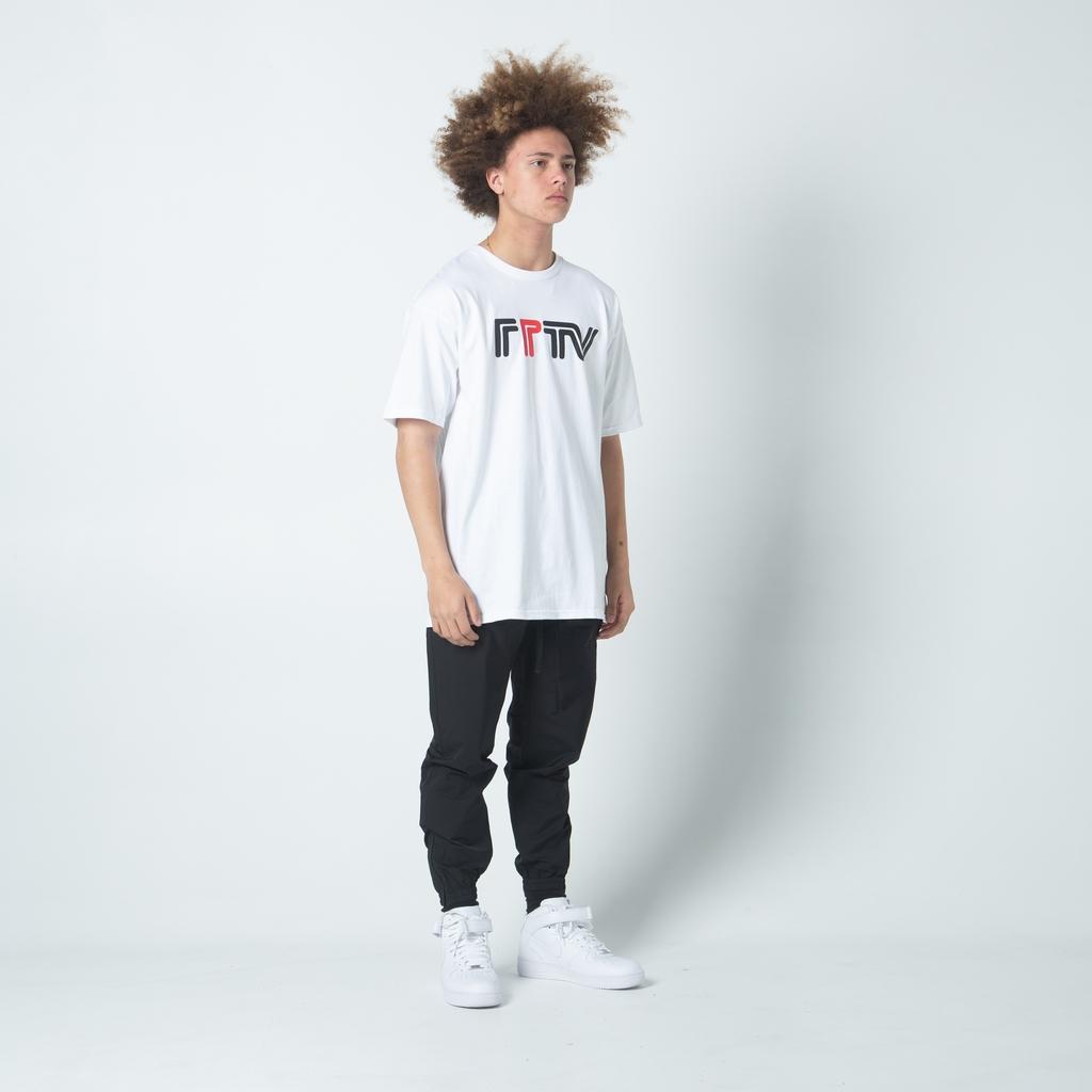 【FAIRPLAY BRAND/フェアプレイブランド】FPTV Tシャツ / WHITE