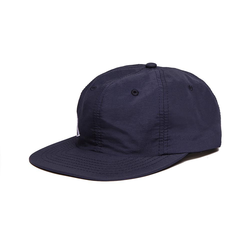 【ALLTIMERS/オールタイマーズ】BACKSIDE HAT ストラップバックキャップ / NAVY