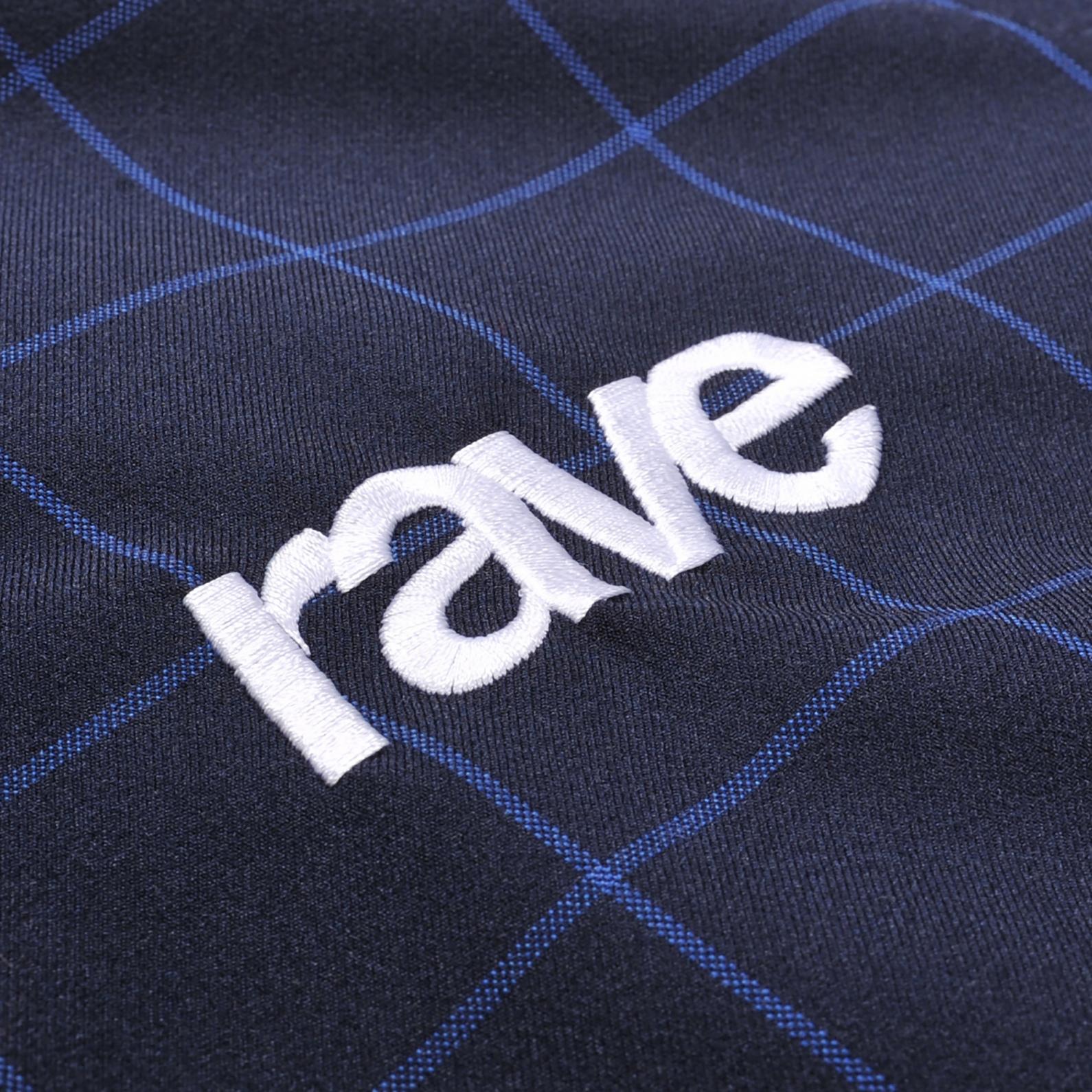 【RAVE SKATEBOARDS/レイブスケートボード】SPIKE CORDUROY REVERSIBLE  コーデュロイリバーシブルジャケット / NAVY