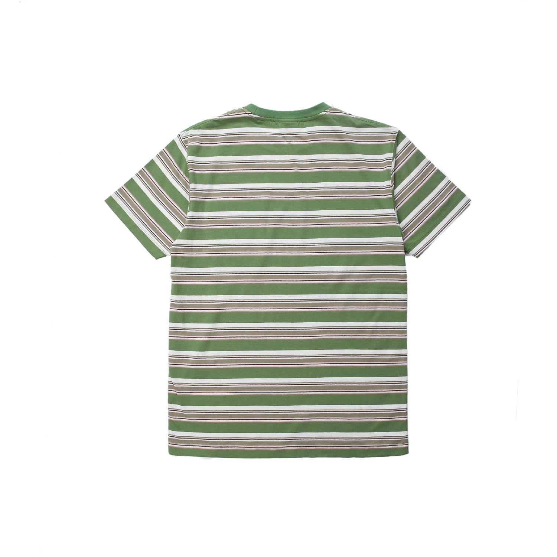【PUBLISH BRAND/パブリッシュブランド】AGUIE カットソーTシャツ / GREEN