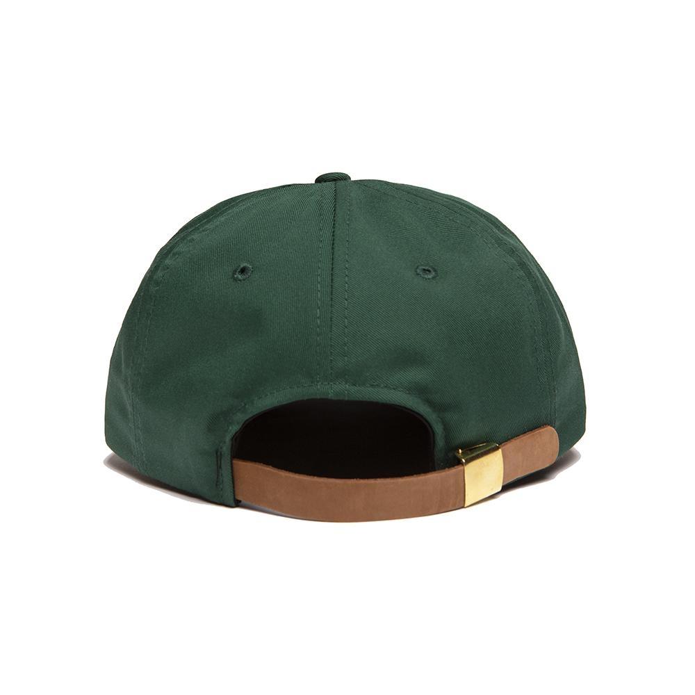 【ALLTIMERS/オールタイマーズ】LOVE THYSELF HAT ストラップバックキャップ / FOREST GREEN