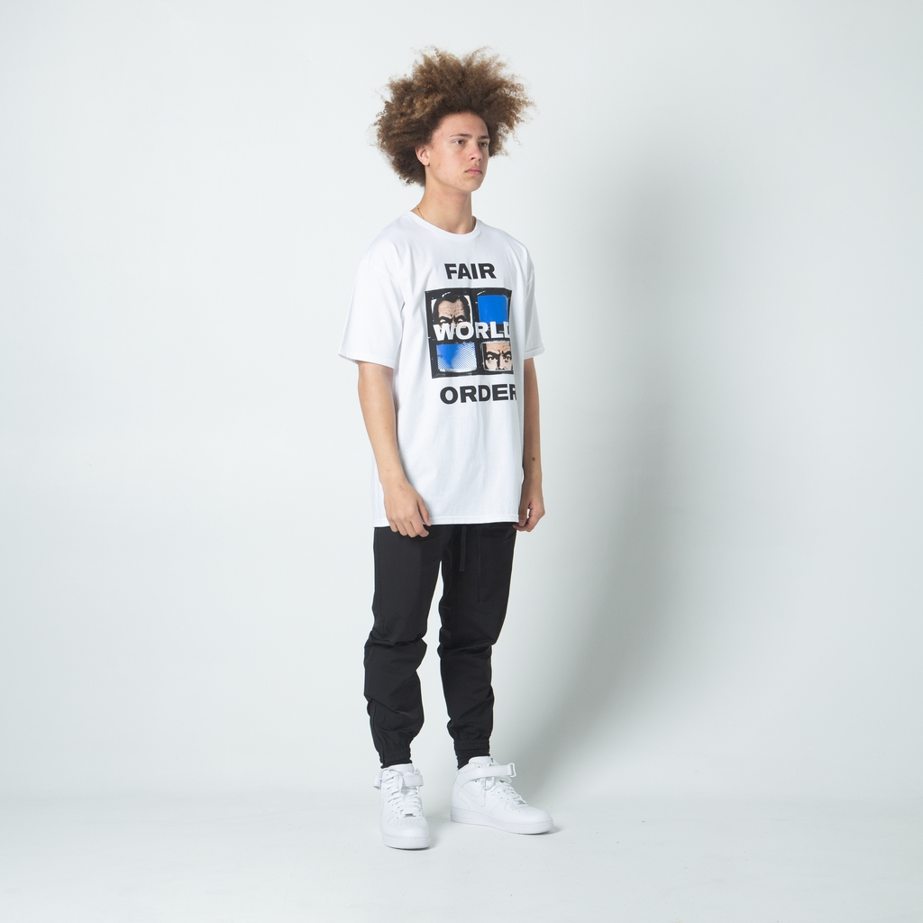 【FAIRPLAY BRAND/フェアプレイブランド】FWO Tシャツ / WHITE