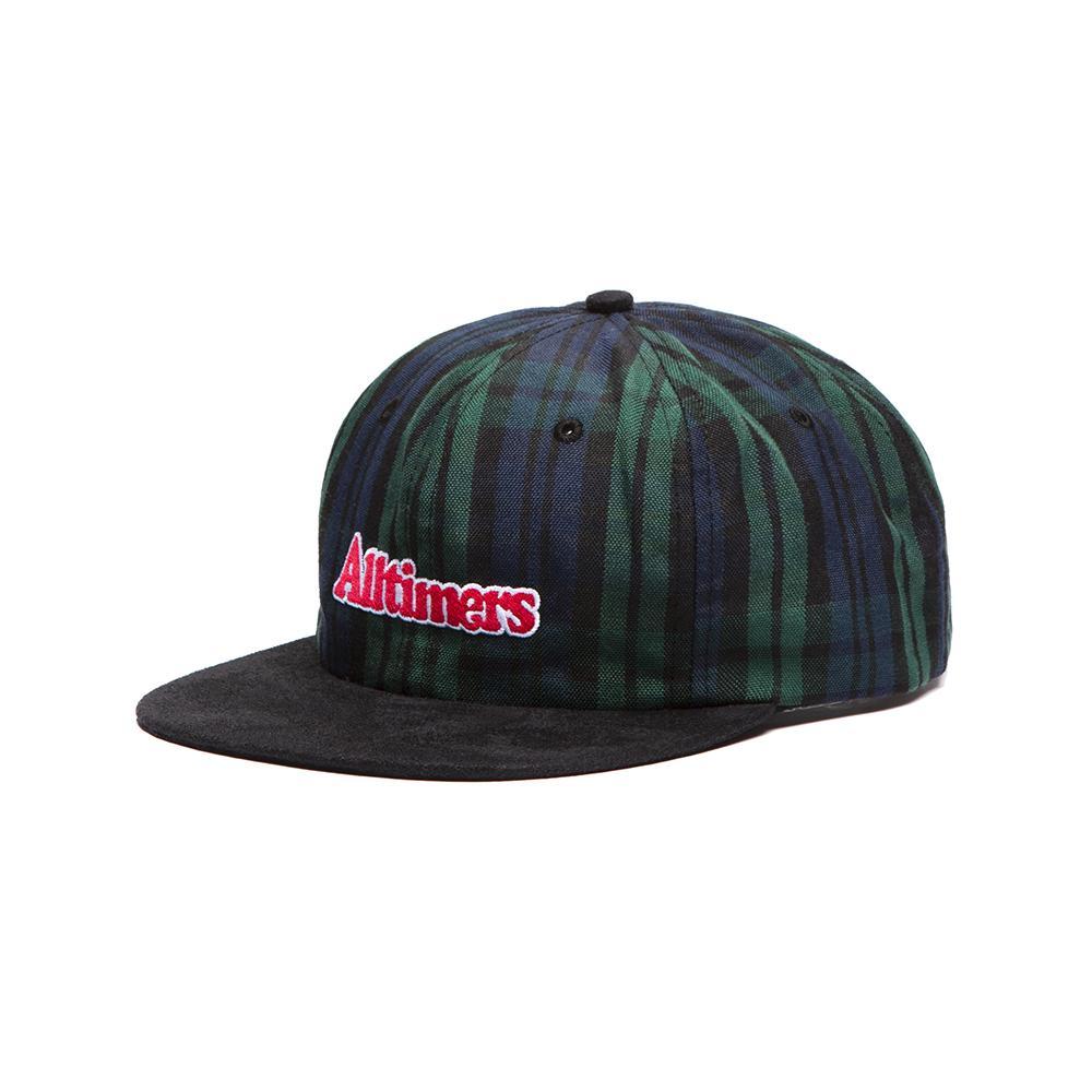 【ALLTIMERS/オールタイマーズ】BASEMET HAT ストラップバックキャップ / NVB