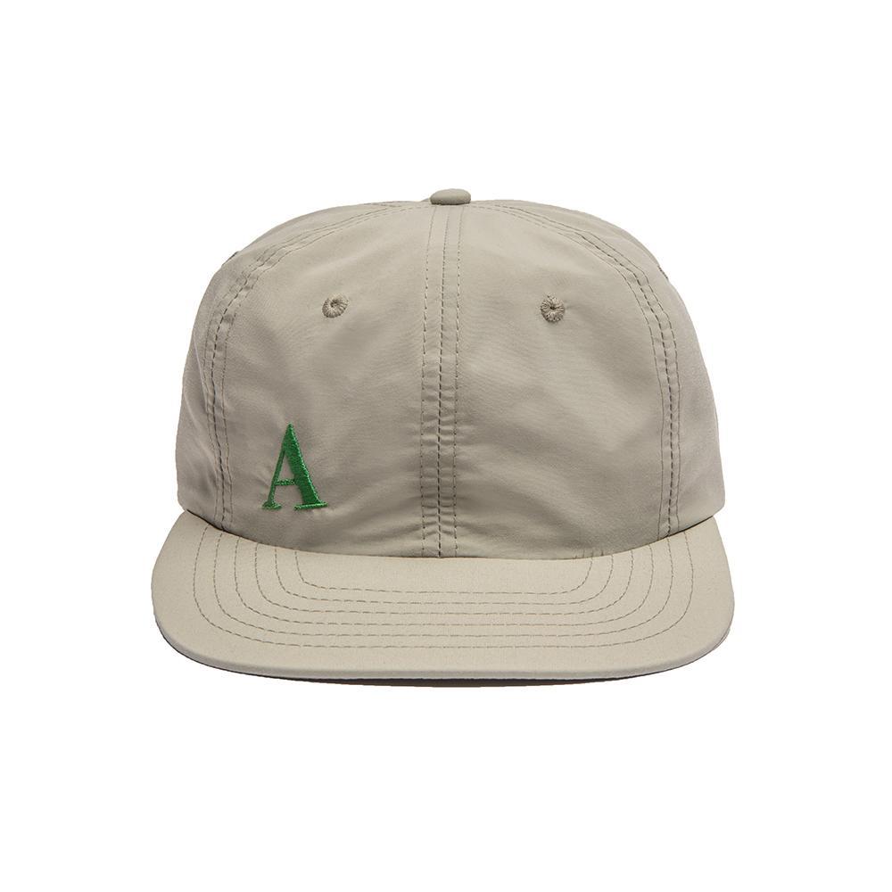 【ALLTIMERS/オールタイマーズ】BACKSIDE HAT ストラップバックキャップ / SILVER