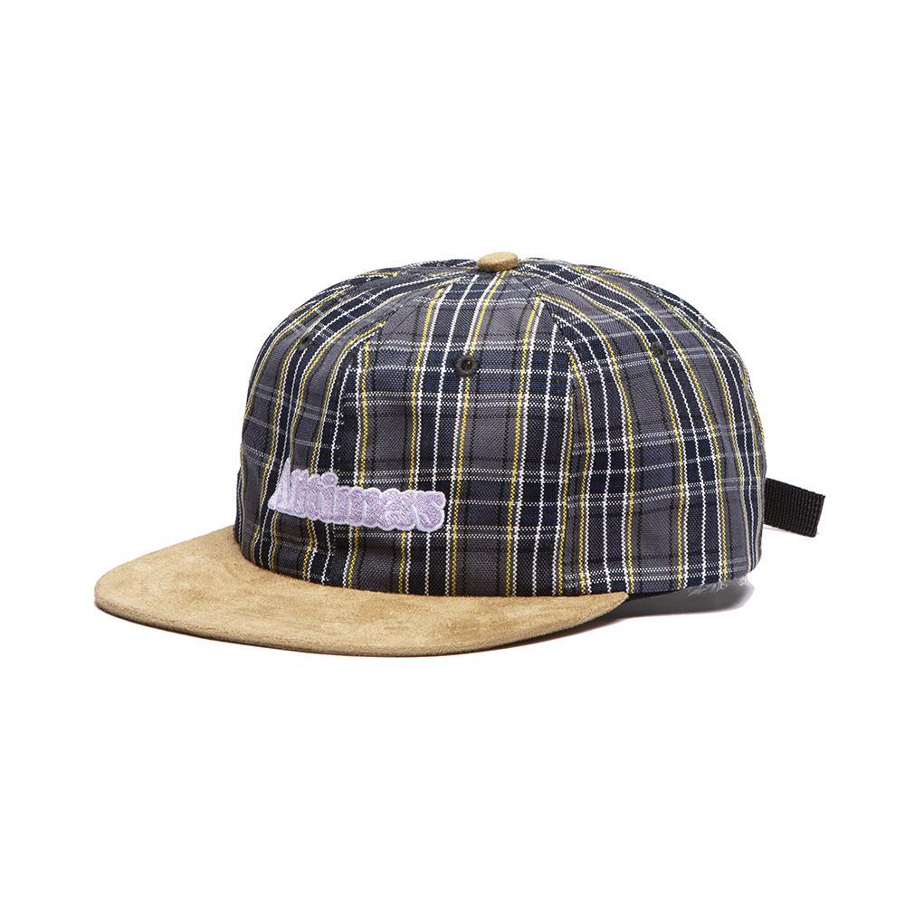 【ALLTIMERS/オールタイマーズ】BASEMET HAT ストラップバックキャップ / GRH